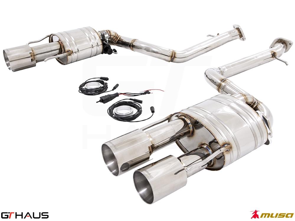 Lexus RC series (2014+) RC-F (V8) 4x102 gtc sus 03