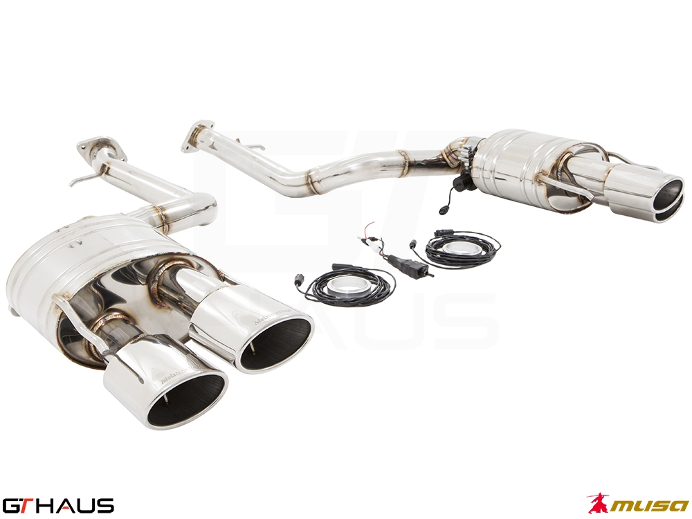 Lexus RC series (2014+) RC-F (V8) 4x120x80 gtc sus 09