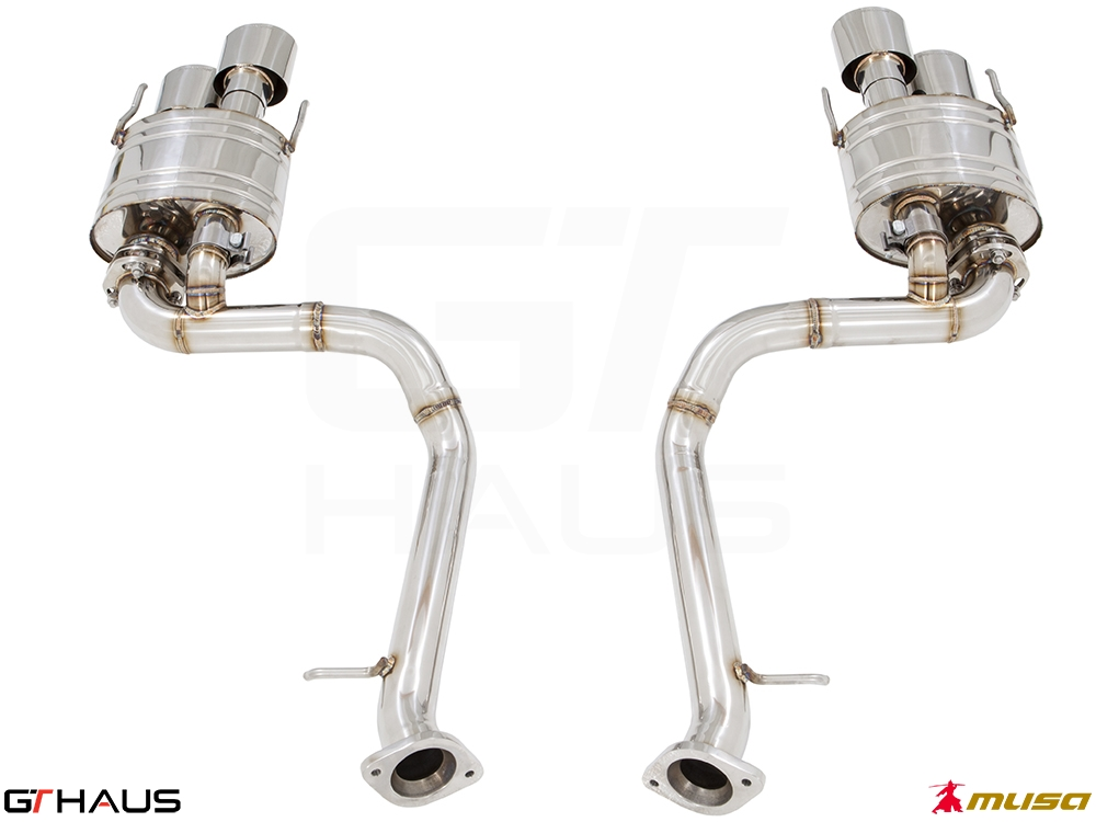 Lexus RC series (2014+) RC-F (V8) 4x120x80 gts sus 07