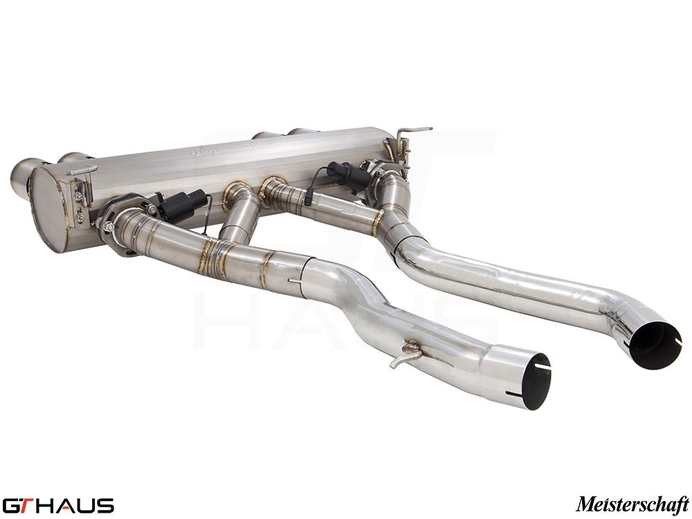 BMW F80 82 83 M3 M4 I-6 Turbo 4x102 gtc ti 07