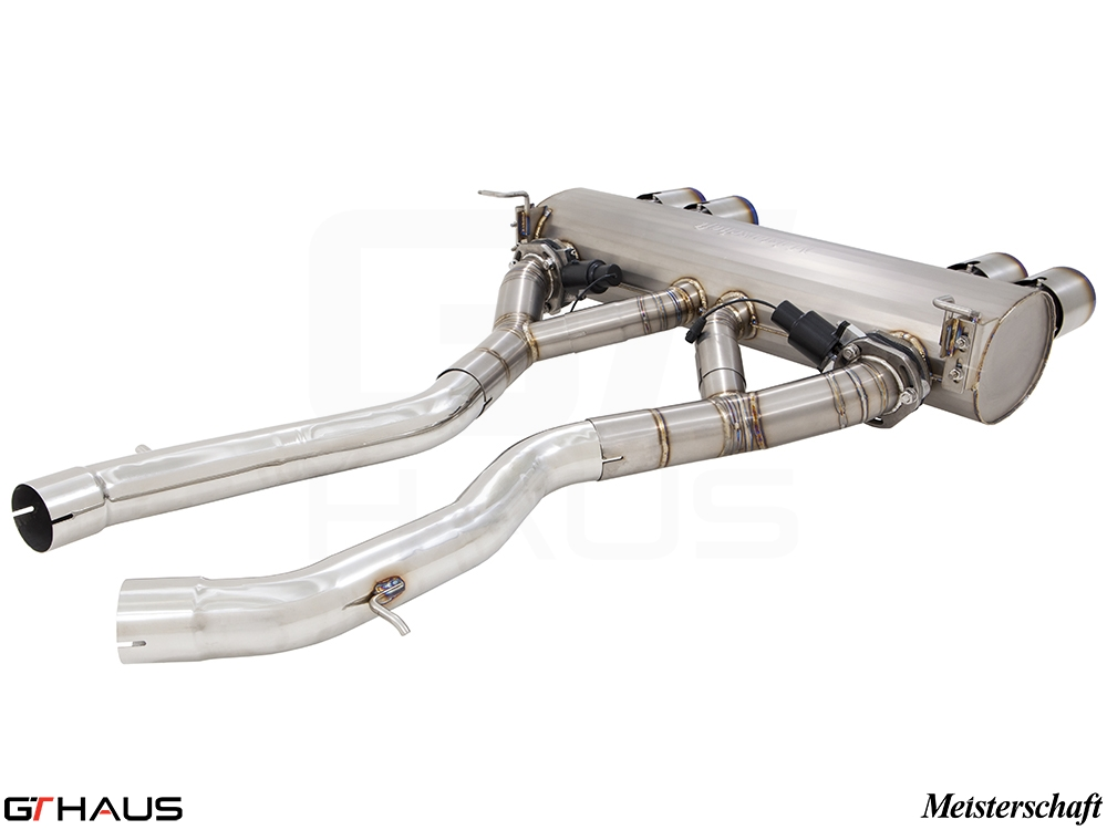 BMW F80 82 83 M3 M4 I-6 Turbo 4x102 gtc ti 09