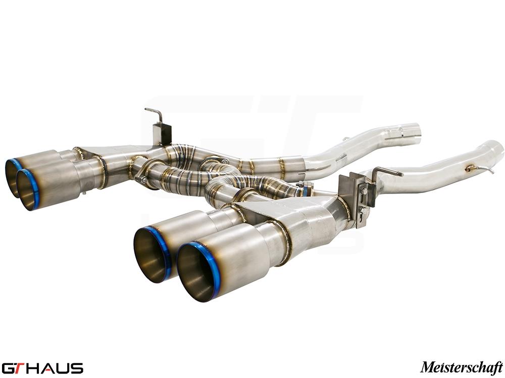 BMW F80 82 83 M3 M4 I-6 Turbo 4x102 sgt 04