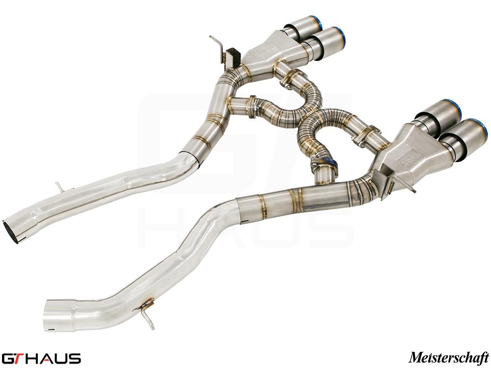 BMW F80 82 83 M3 M4 I-6 Turbo 4x102 sgt 08