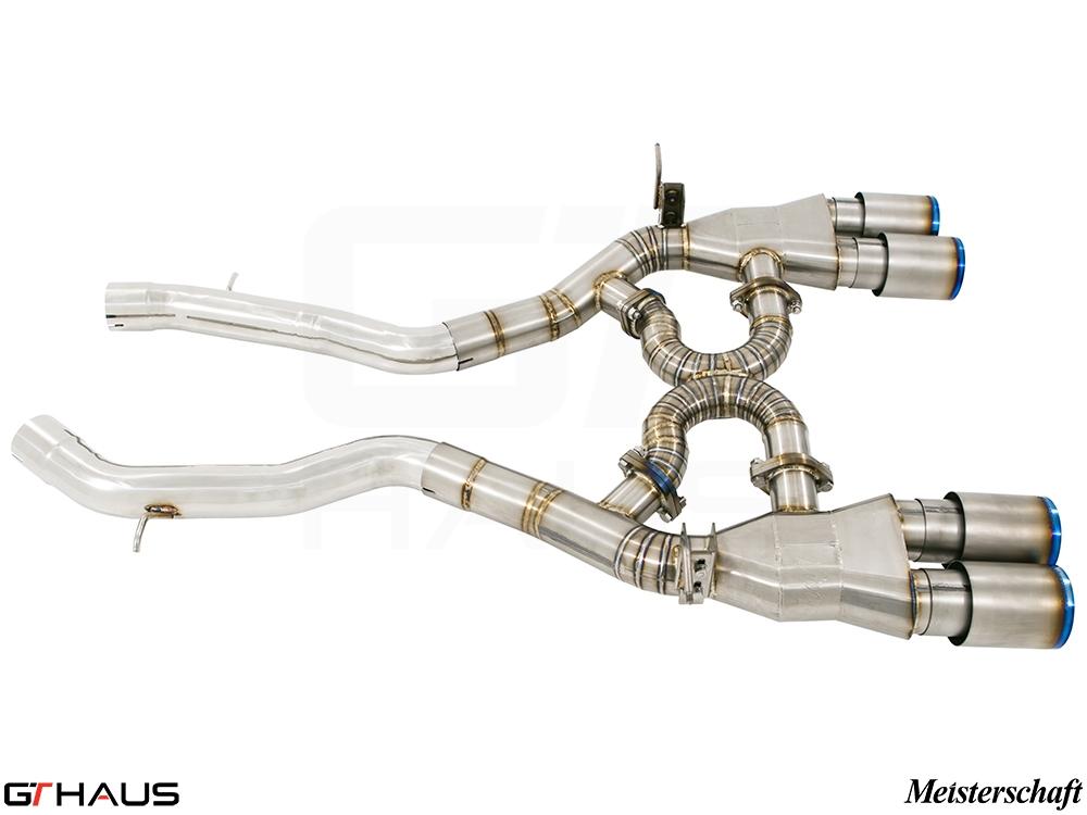 BMW F80 82 83 M3 M4 I-6 Turbo 4x102 sgt 10