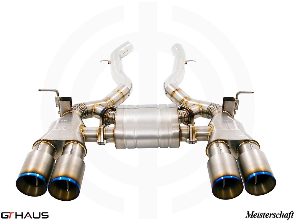 BMW F80 82 83 M3 M4 I-6 Turbo 4x102 ti 02
