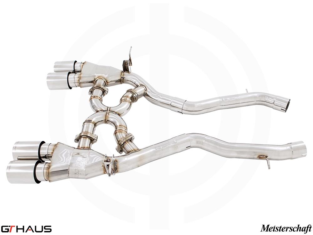 BMW F80 82 83 M3 M4 I-6 Turbo 4x90 gt2pakg sus 03