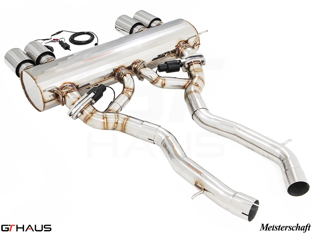 BMW F80 82 83 M3 M4 I-6 Turbo 4x90 gtc sus 05
