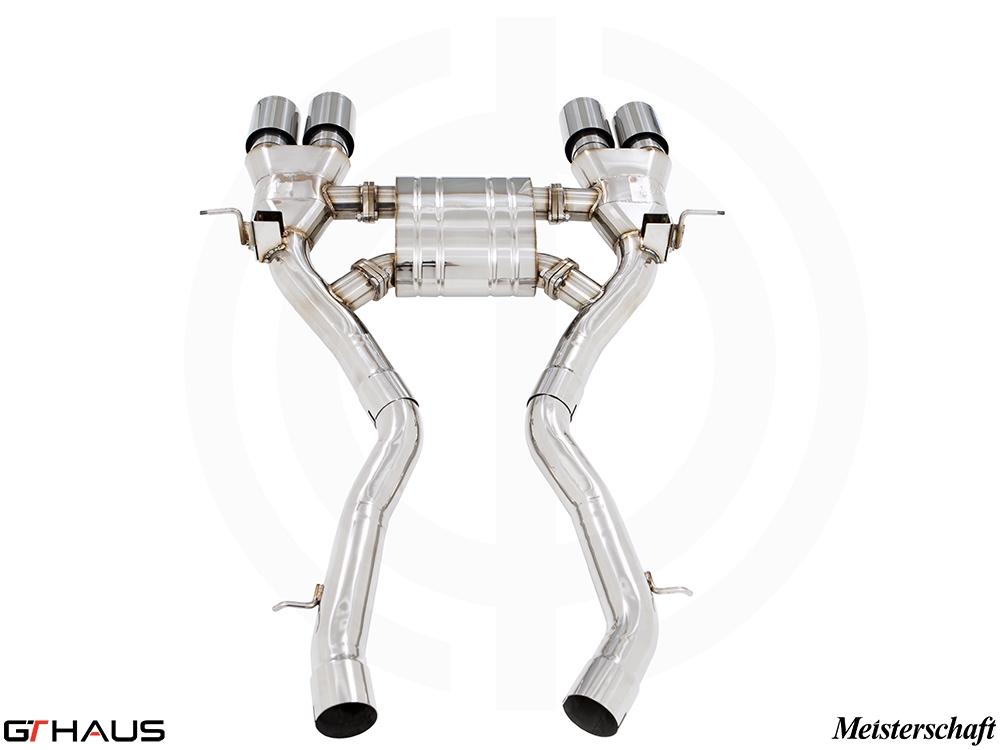 BMW F80 82 83 M3 M4 I-6 Turbo 4x90 sus 05
