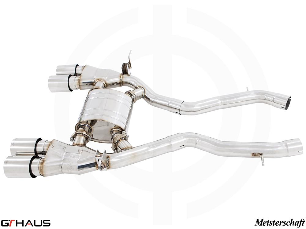 BMW F80 82 83 M3 M4 I-6 Turbo 4x90 sus 07