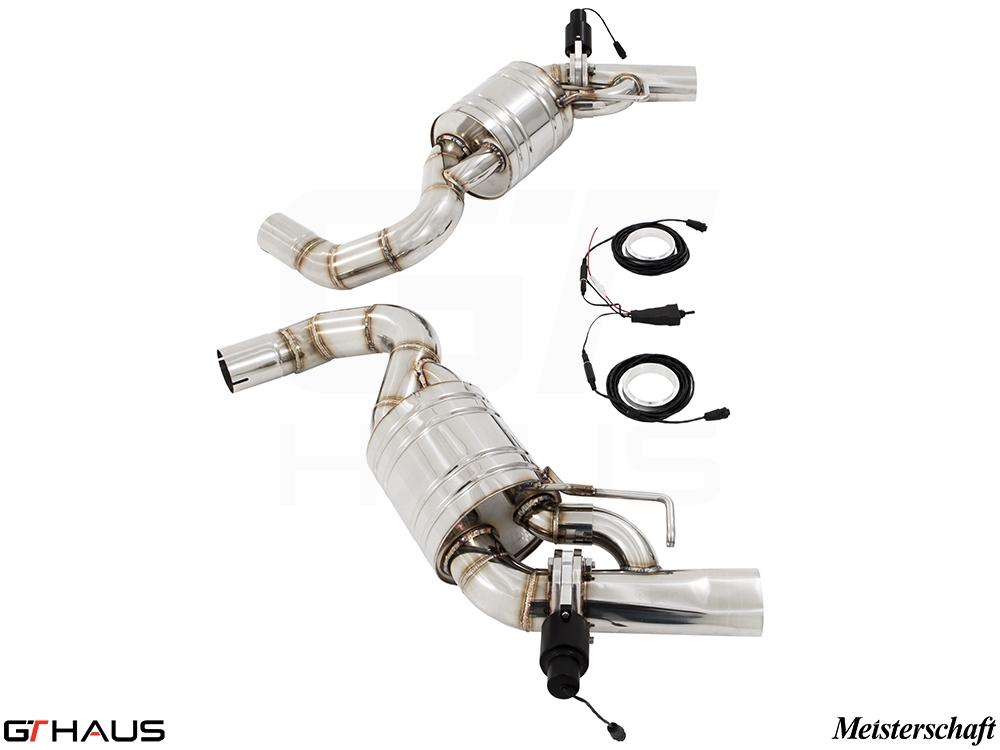Mercedes-Benz C217 S-Class Coupe oe gtc sus 09