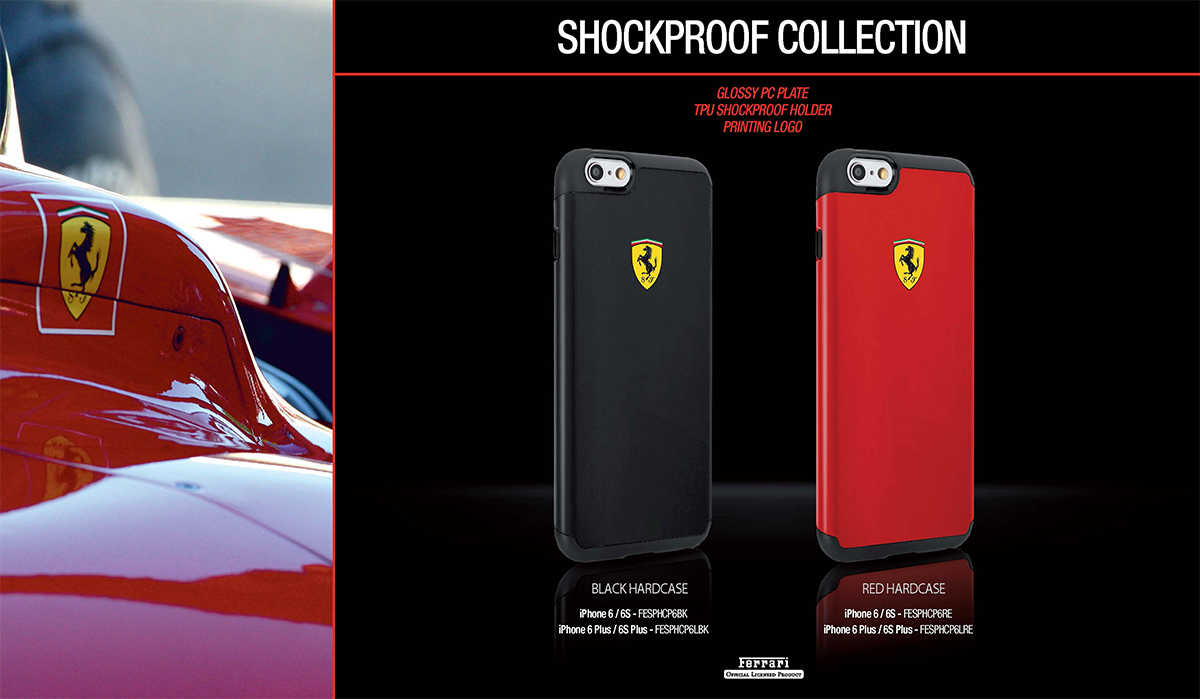FERRARI-Shockproof-collection-tpu
