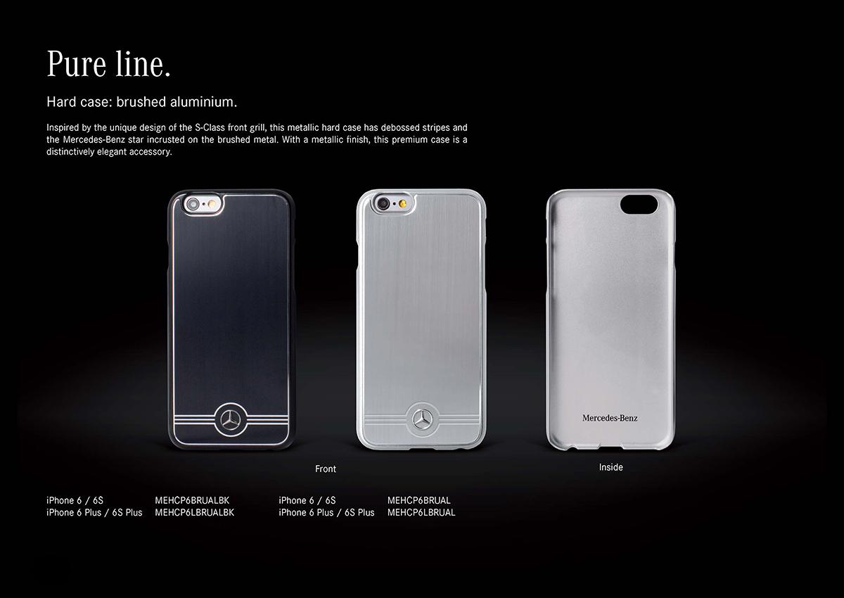MERCEDES-BENZ_pure line aluminum