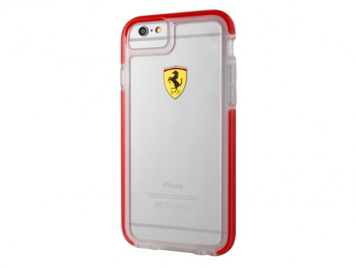 ferrari scuderia shockproof collection red FEGLHCP6RE