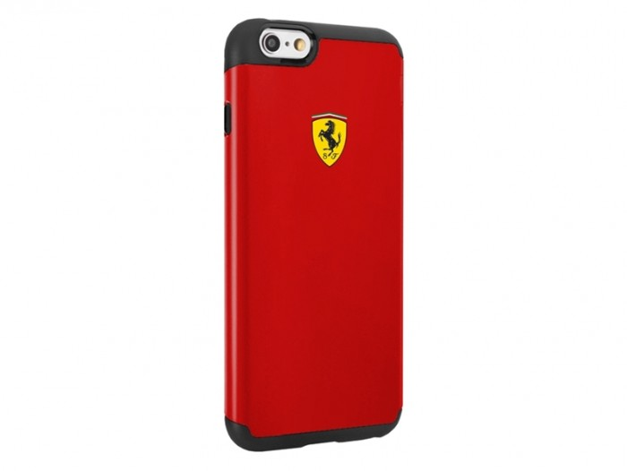 ferrari scuderia shockproof collection tpu red FESPHCP6RE