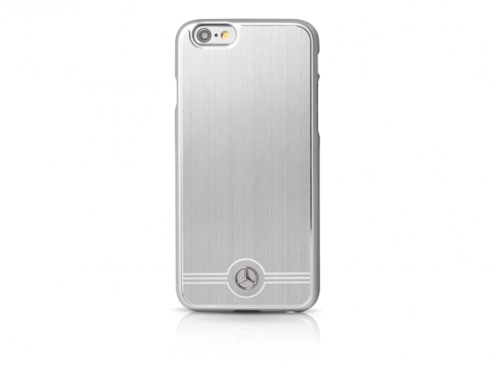 mb pure line aluminum hardcase silver MEHCP6BRUAL
