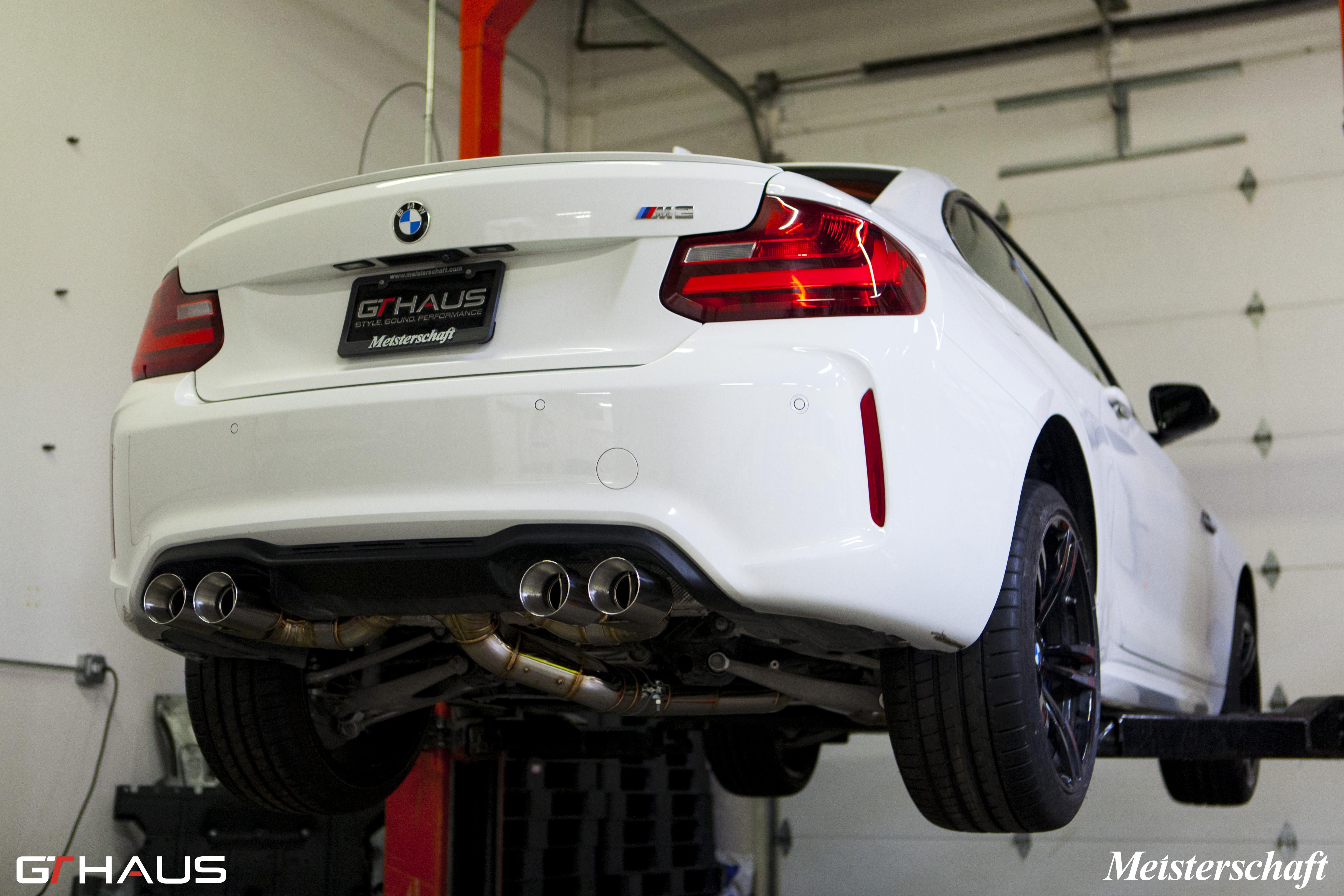 2107 BMW F87 M2 Install | GTHaus