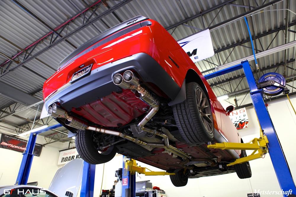 Dodge Challenger hellcat 06