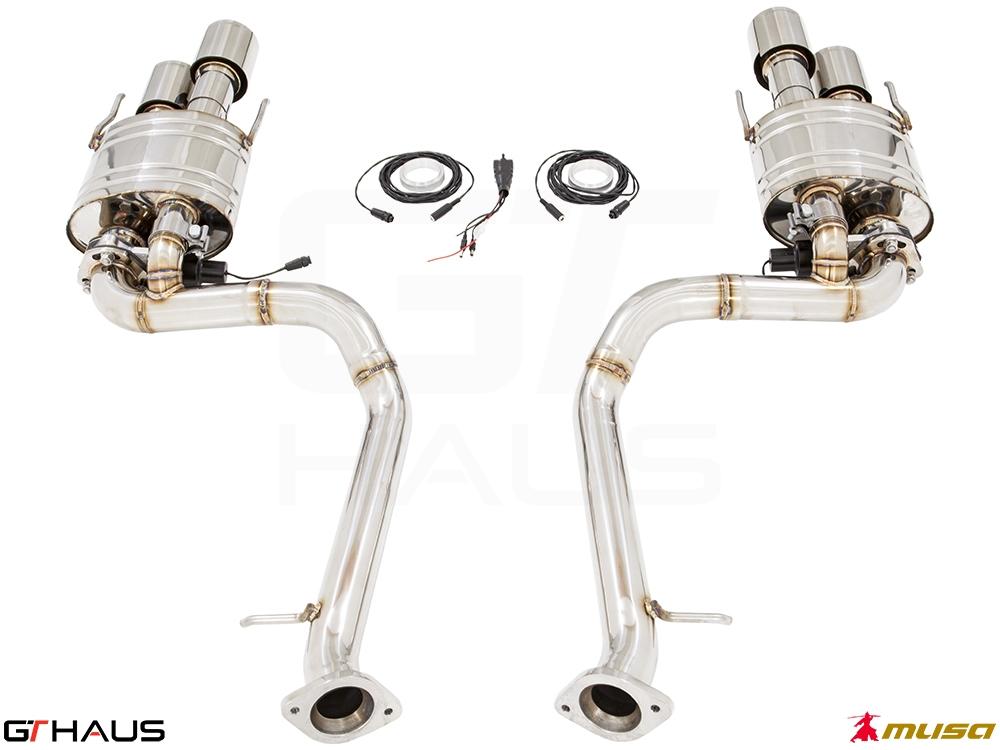 Lexus RC series (2014+) RC-F (V8) 4x102 gtc sus 06