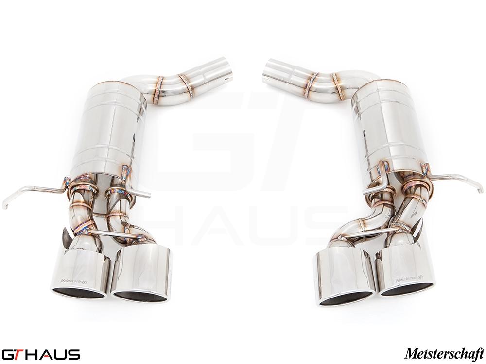 Mercedes-Benz W204 C63 AMG V8 Coupe [2012+] | GTHaus