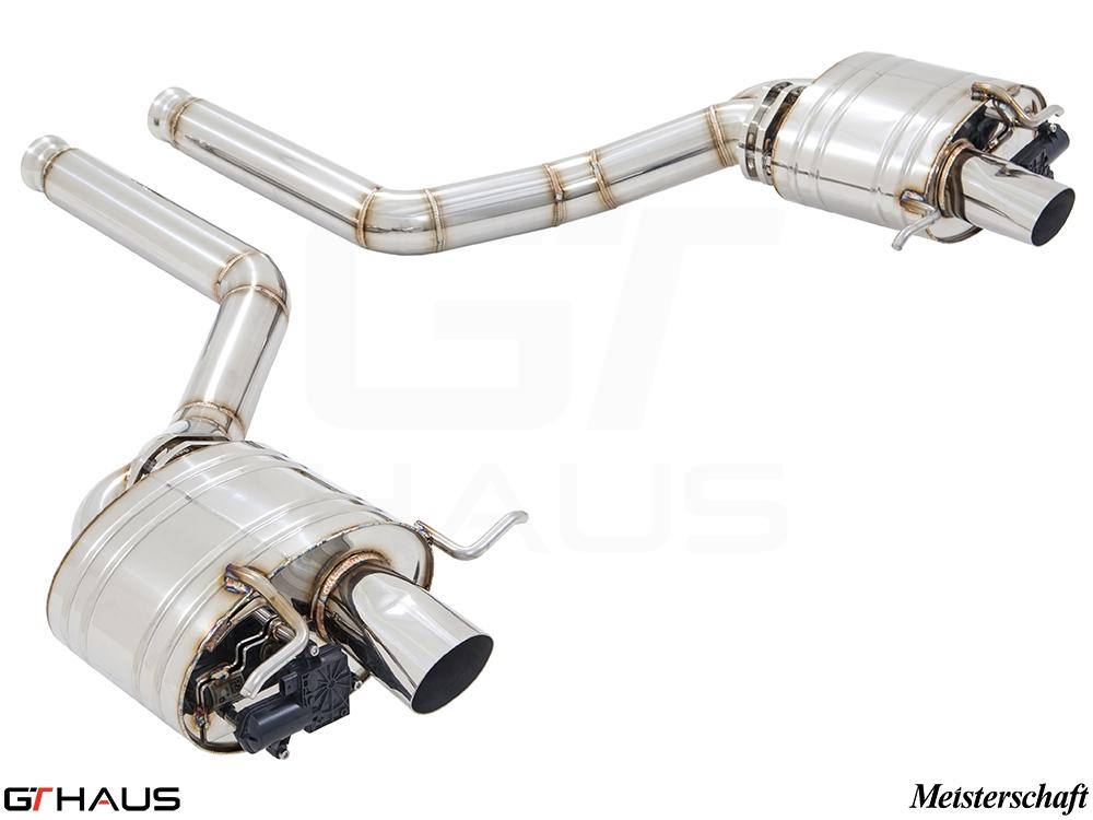 Mercedes-Benz W205 C-Sedan C63 / C63s (V8 4 0 Bi-turbo) | GTHaus