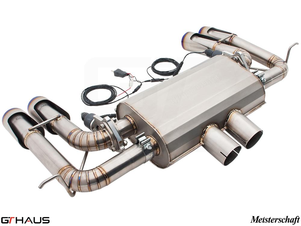 Bmw E71 X6 2008 Sav Sport X6m V8 Twin Turbo Gthaus