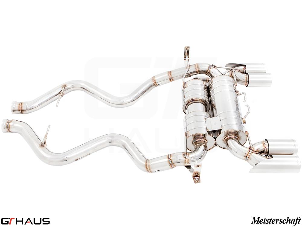 BMW E90 92 93 M3 (2008-2012) 4.0L V8 (S65) Coupe Cabrio  4x83 gt w sr 06