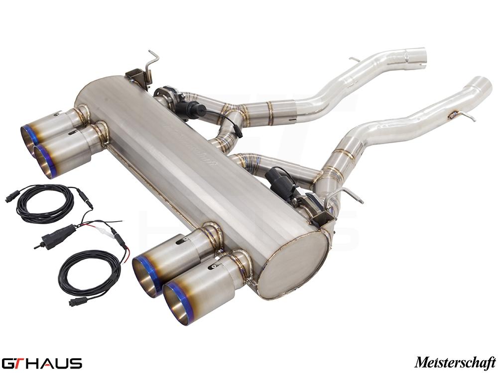 BMW F80 82 83 M3 M4 I-6 Turbo 4x102 gtc ti 03