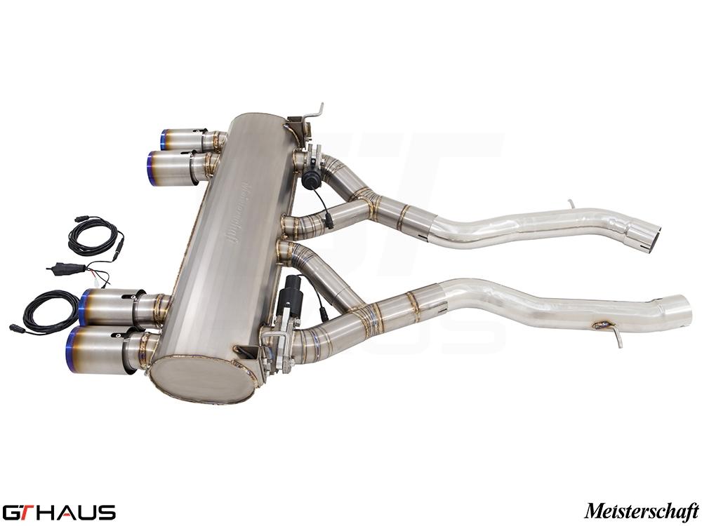 BMW F80 82 83 M3 M4 I-6 Turbo 4x102 gtc ti 05