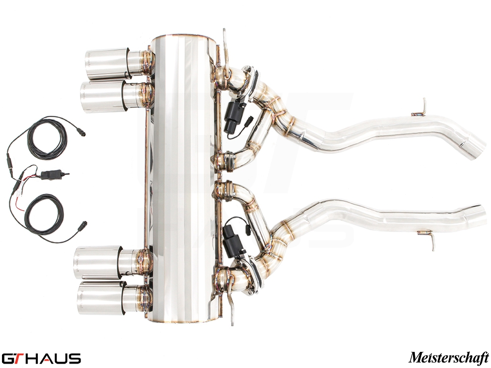 BMW F80 82 83 M3 M4 I-6 Turbo 4x90 gtc sus 04