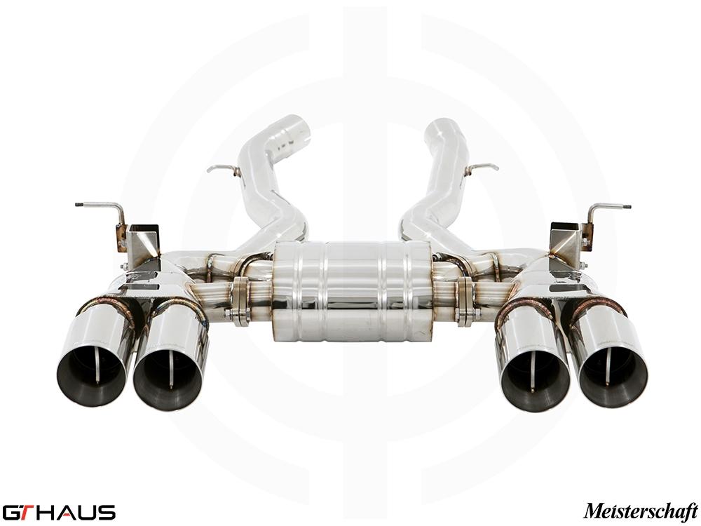 BMW F80 82 83 M3 M4 I-6 Turbo 4x90 sus 09