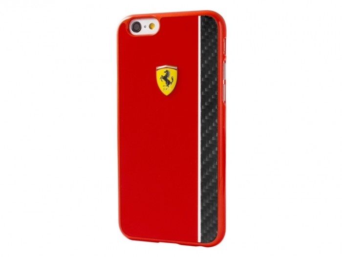 ferrari paddock collection hardcase red FECBSHCP6RE
