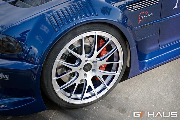 BMW E46 M3 Body Kit | GTHaus